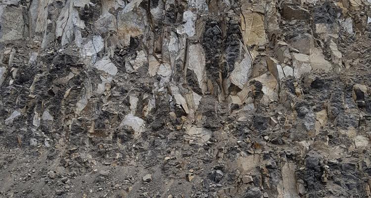 Basaltschichten