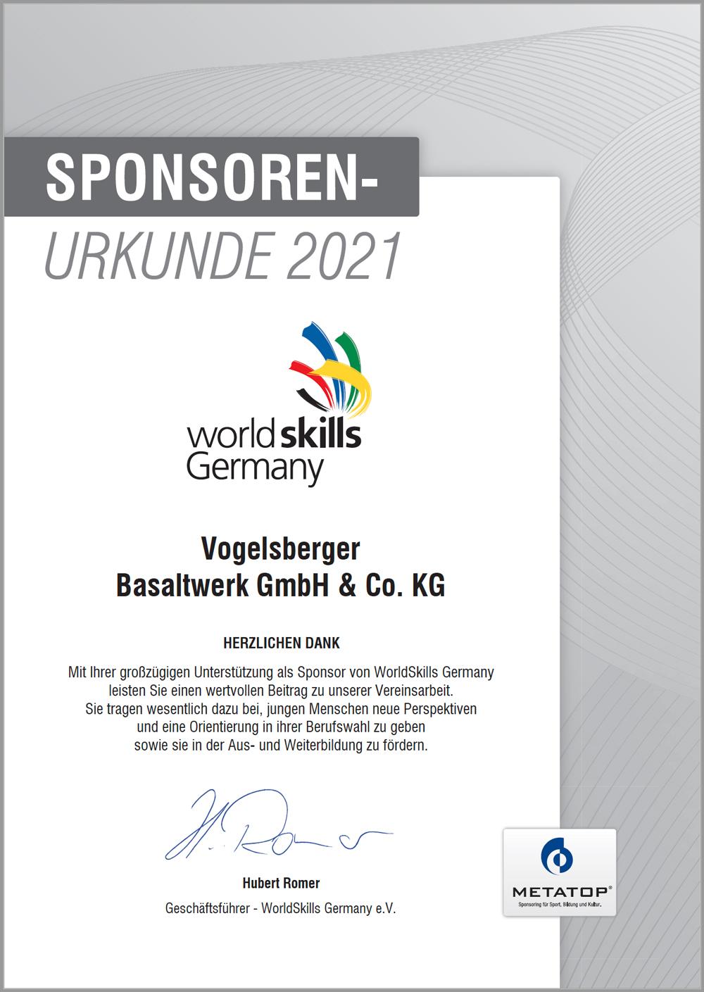 Sponsoren_Urkunde